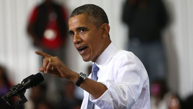 Obama Promotes Health Care Reform at Md. Community College
