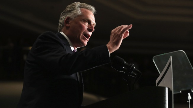 Va. Gov McAuliffe Sets Priorities Before Lawmakers