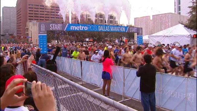 Dallas Marathon and Parade Canceled Over Winter Storm
