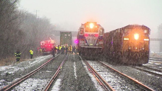 Two Dead in SUV/Train Collision on MARC's Camden Line