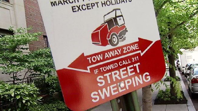 D.C. Street Sweeping Parking Restrictions Back in Effect