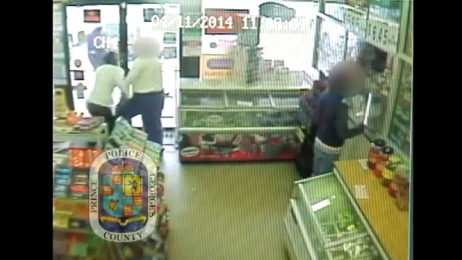 Police Release Footage of Theft and Altercation at Convenience Store