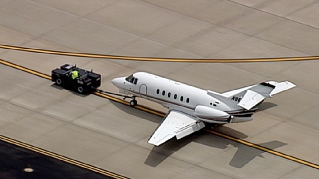 Private Jet Strikes Bird While Approaching Dulles