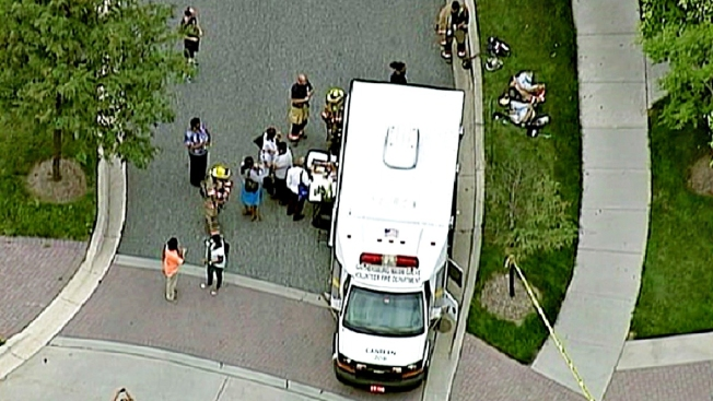 About 20 Taken to Hospital After HAZMAT Situation in Rockville