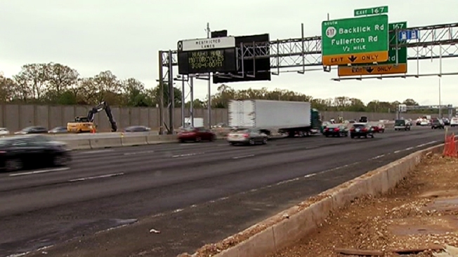 Va. I-95 Express Lanes Set to Open