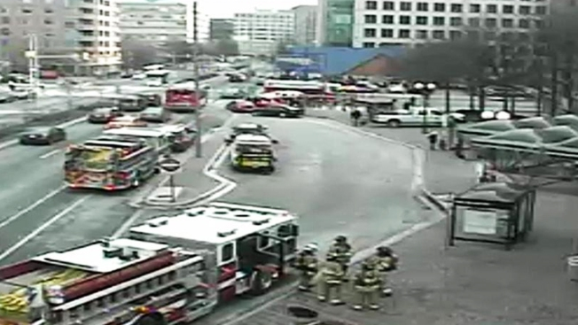Smoke Cleared After Incident at Ballston Metro Station