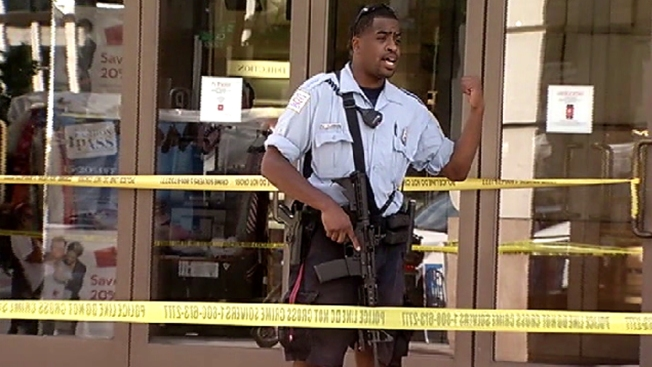 Suspected Shoplifter Stabs Guard at Macy's Store in Downtown D.C.