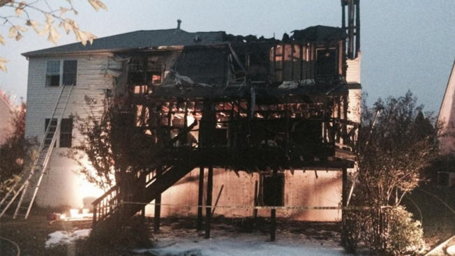 Two Teenagers Charged With Arson in Germantown House Fire