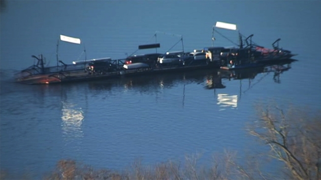 White's Ferry Breaks Free From Cable, Reopens on Saturday