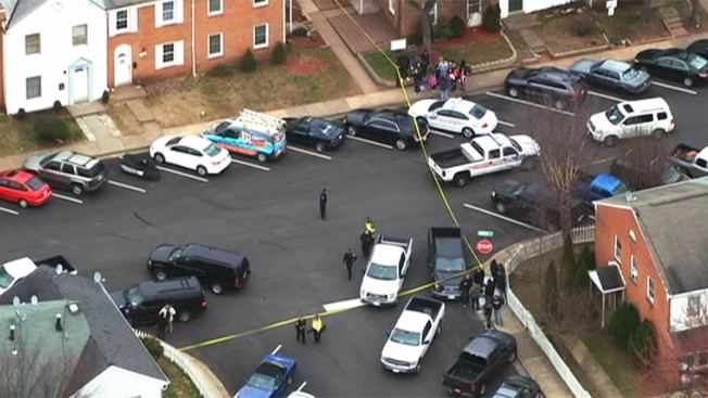 Shots fired at cars in Manassas; children held at schools