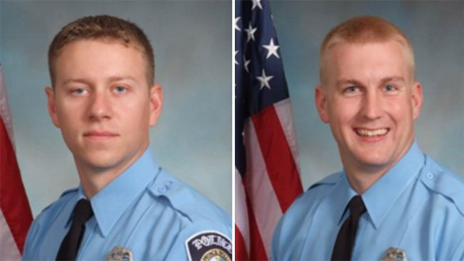 Two Prince William County Officers Who Were Shot on Domestic Violence Call 'Recovering Well'