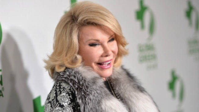 Kennedy Center Honors Joan Rivers With Tribute