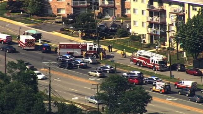 1 Dead in Fairfax County Crash Between Motorcycle, Truck