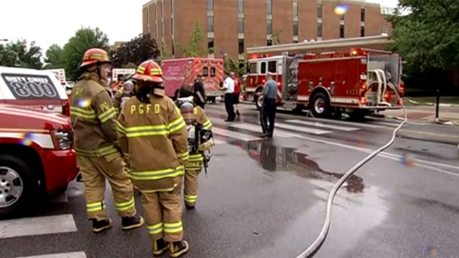 1 Injured in Chemical Reaction at University of Maryland Chemistry Lab
