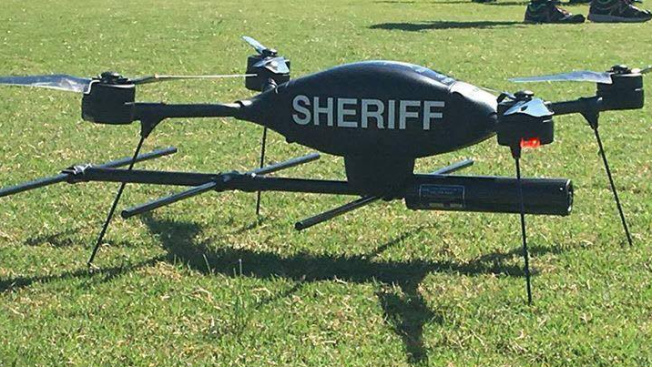 Sheriff's Office Using Drone to Search for Missing Virginia Man