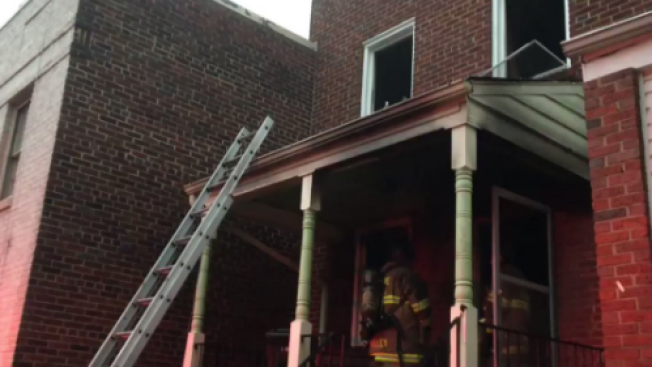 Man Seriously Injured in NE DC House Fire