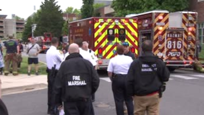 Chemistry Building at University of Maryland College Park Evacuated Due to Lab Fire