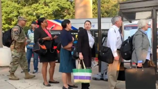 Metro Hopes Shuttle Bus Changes Will Ease Shutdown Trouble