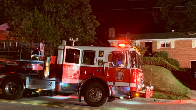 Daughter Helps Save Bedridden Mom From DC House Fire