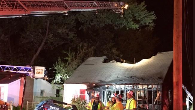 1 Found Dead in Fairfax County House Fire