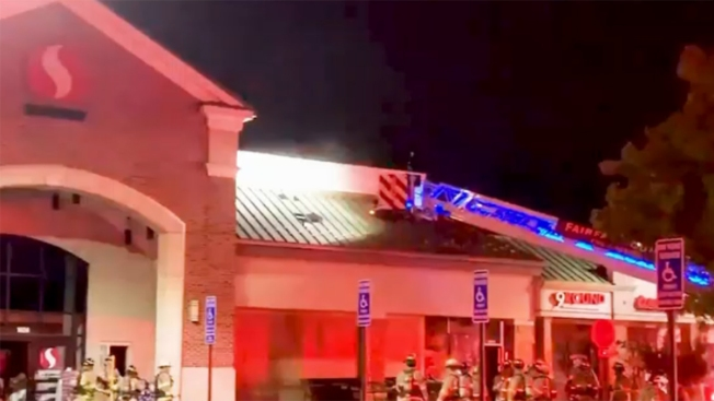 20+ Businesses Damaged by Fire, Smoke in Belle View Area of Fairfax County