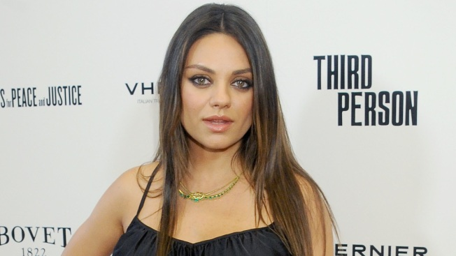 """WATCH: Mila Kunis Warns Soon-to-Be Fathers to Stop Saying """"We Are Pregnant"""""""