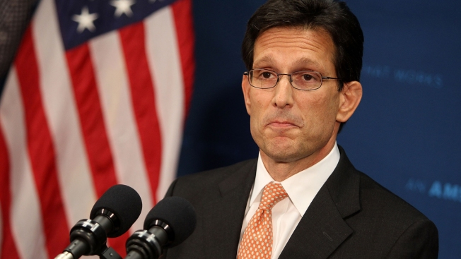 Eric Cantor Starts New Job on Wall Street