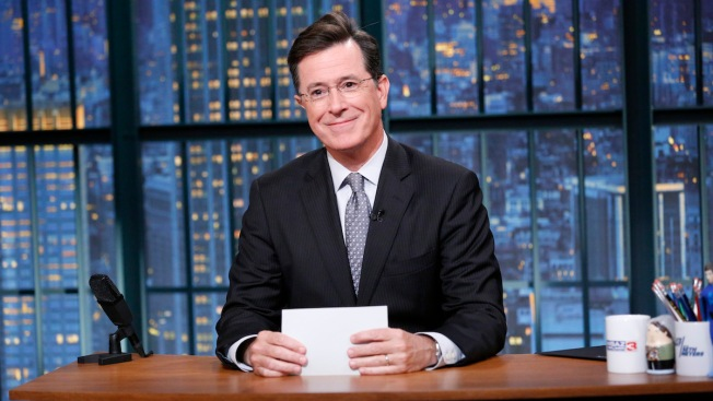 National Portrait Gallery Installs Stephen Colbert's Picture