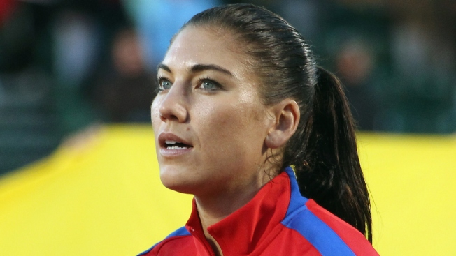 U.S. Soccer Stands by Decision to Allow Hope Solo to Play Despite Domestic Violence Charges