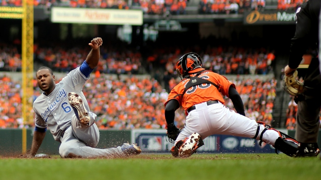 Orioles Fall to Royals; Down 2-0 in ALCS