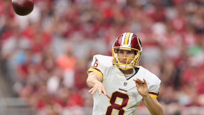 Kirk Cousins to Start for 2015 Season