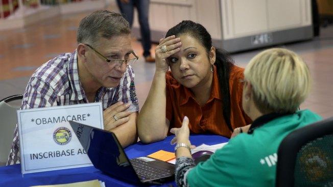 Deadline Arrives for Health Insurance Sign-Up