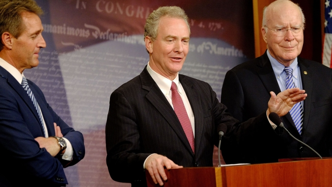 Rep. Van Hollen Says He'll Run for Mikulski's Seat