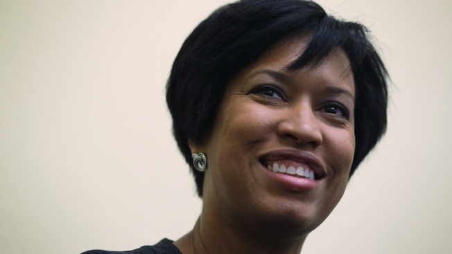 Mayor Bowser: Congress Acted Too Late to Stop D.C. Marijuana Law