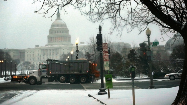 Snow Plow Tracking Goes Digital