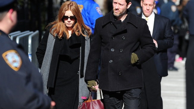 Amy Adams Responds to Valentino Using Philip Seymour Hoffman's Funeral as a P.R. Opportunity