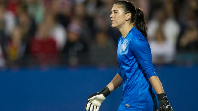 Hope Solo Pleads Not Guilty to Assaulting Sister, Nephew