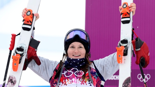 American Devin Logan Takes Silver in Slopestyle Skiing