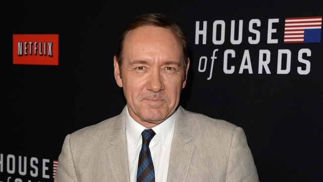 Actor Kevin Spacey to Speak at U.Va. in October
