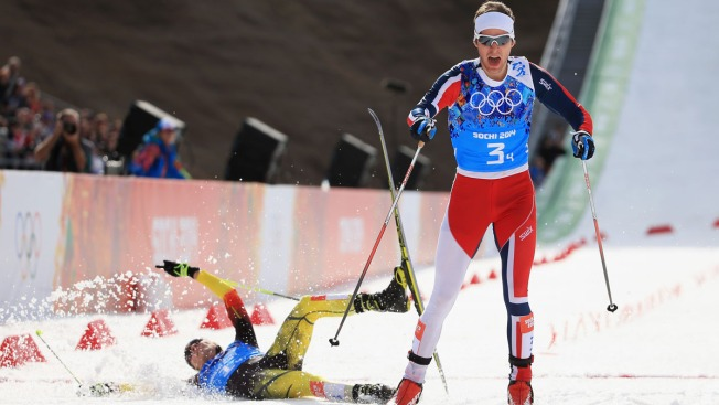 Norway Wins Gold in Nordic Combined Team