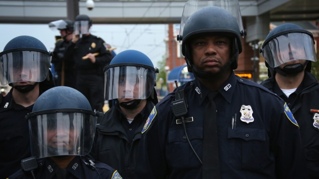 Baltimore Police: Three Gangs Working Together to 'Take Out' Law Enforcement Officers