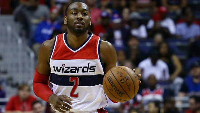 All-Star John Wall Steering Wizards Into Playoff Position