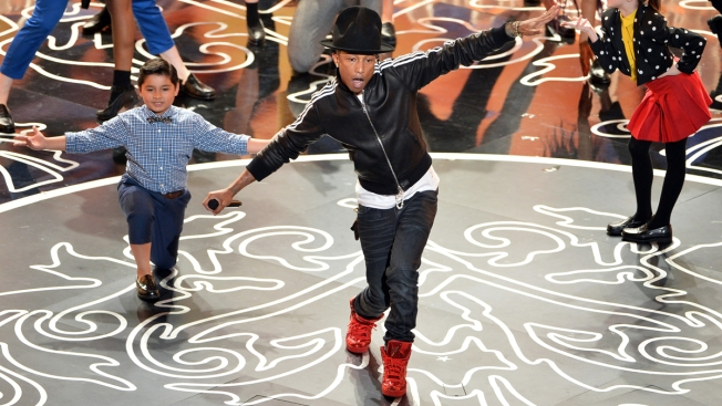 "Top 5 Pharrell Williams ""Happy"" Videos for D.C. Area"