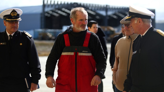 Yachtsman Rescued by Navy After Second Attempt at Sailing Around the World