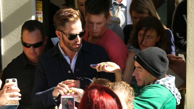 Actor Chris Pine Pleads Guilty to DUI