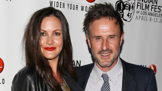 David Arquette Welcomes Son Charlie West