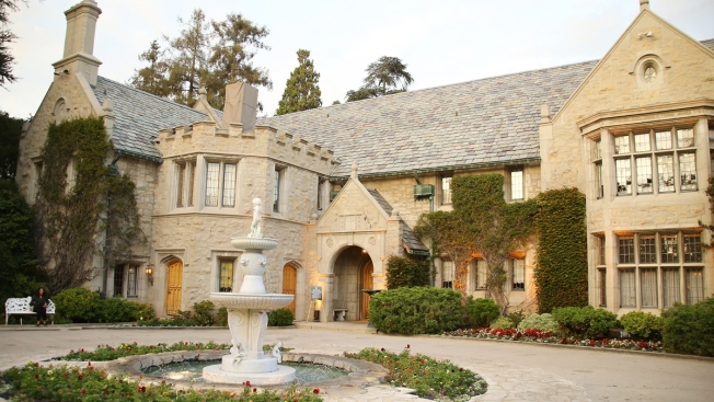 Wealthy Next-Door Neighbor Is Buying Playboy Mansion