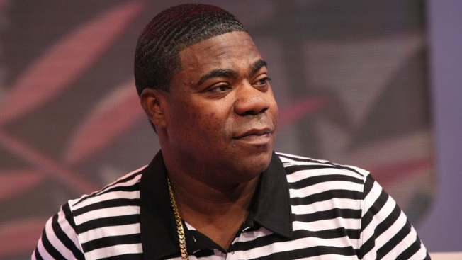 Comedian Tracy Morgan Still Struggling After Crash