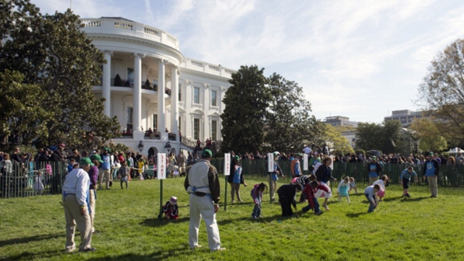 Lottery Opens for White House Easter Egg Roll