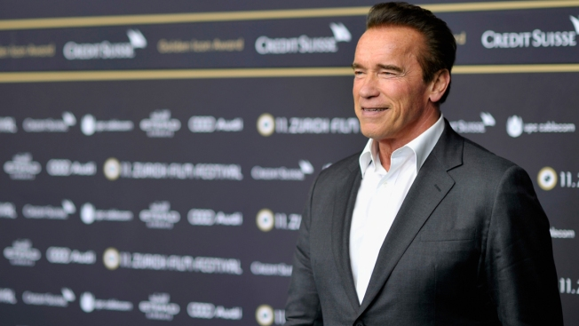 'I Would've Run': Arnold Schwarzenegger Wishes He Were Running for President in 2016